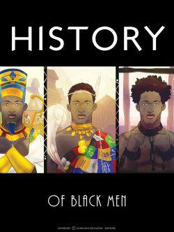 Poster Pédagogique Série History Homme